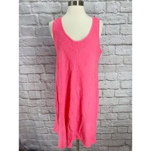 Lilly Pulitzer Dresses - •Lilly Pulitzer• Patterson Linen Tank Dress Coral